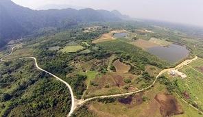 Aerial Land Survey